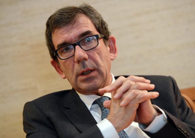 Jean-Maurice Ripert, embajador de Francia en Rusia