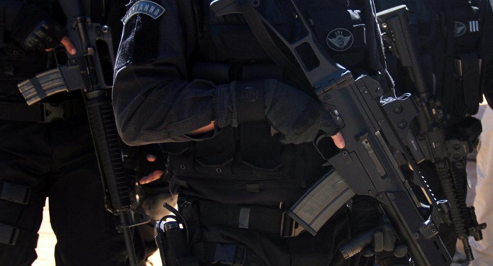 Policía de Brasil (imagen referencial)