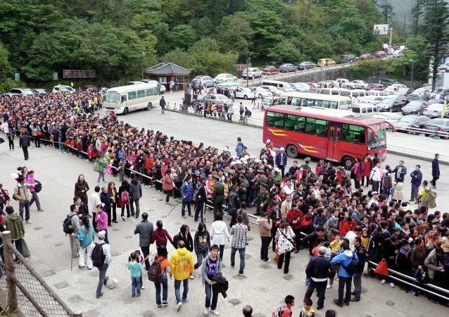 China, Rusia y Corea del Norte planean una zona de turismo común