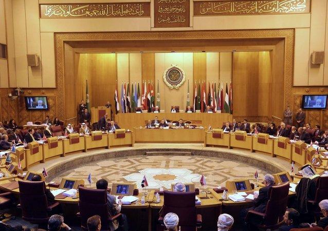 Una reunión de la Liga de Estados Árabes (archivo)