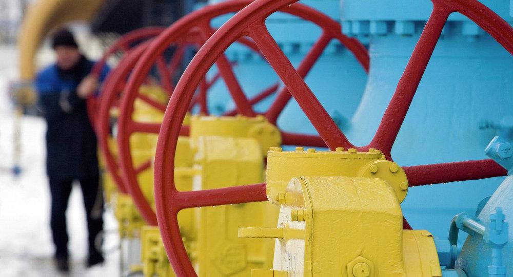 Ucrania reduce un 20% su consumo de gas en febrero respecto al año anterior