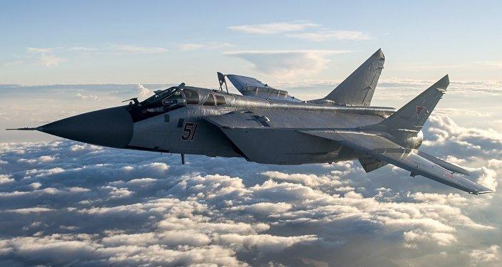 Cazas interceptore MiG-31BM
