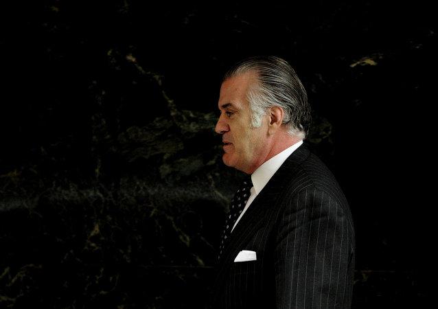 Luis Bárcenas, extesorero del PP (archivo)