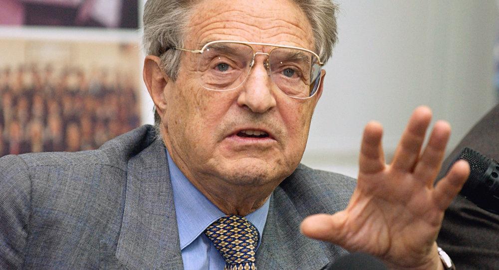 George Soros, financiero estadounidense