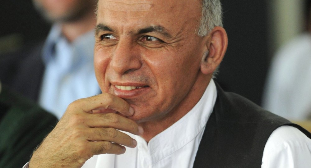 Ashraf Ghani Ahmadzai, presidente de Afganistán