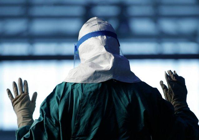 Compañía rusa abre hospital para pacientes de ébola en Guinea