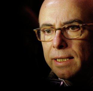 Bernard Cazeneuve, ministro de Asuntos Interiores de Francia