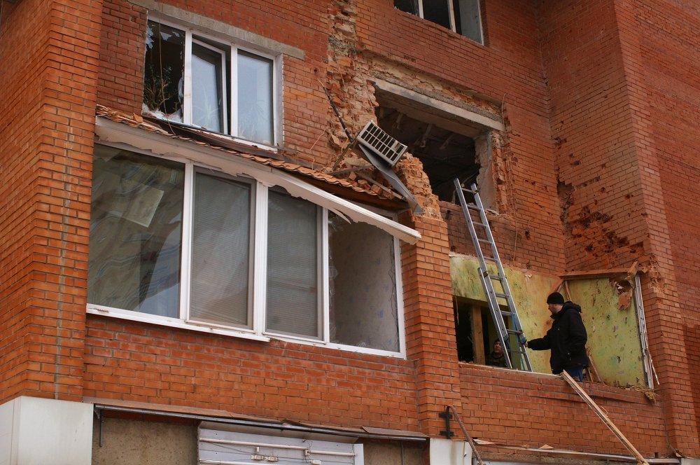"Donetsk: ""Jamás habíamos vivido bombardeos tan graves"""