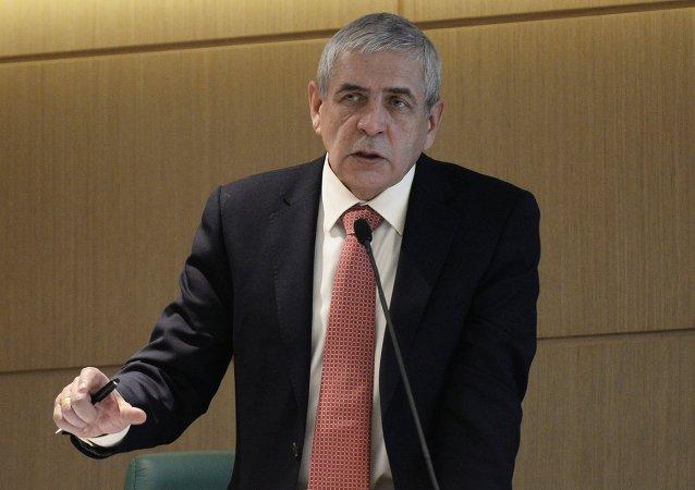 Serguéi Shatálov, viceministro de Finanzas de Rusia