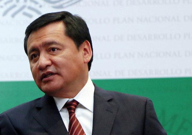 Miguel Ángel Osorio, Secretario de Gobernación y número dos del gobierno de México