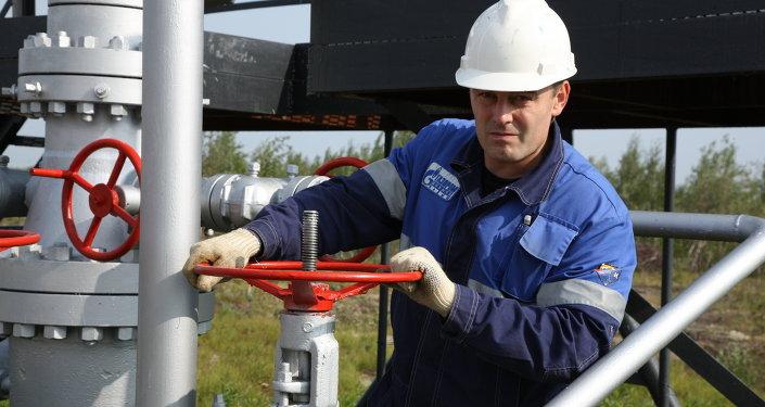 Gas ruso Gazprom