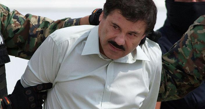 Joaquín El Chapo Guzmán (archivo)
