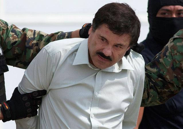 Joaquin El Chapo Guzman (archivo)