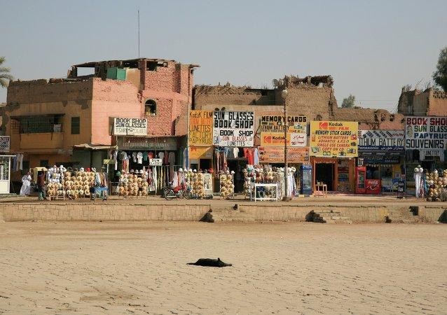 Los turistas rusos podrán pagar en Egipto en rublos
