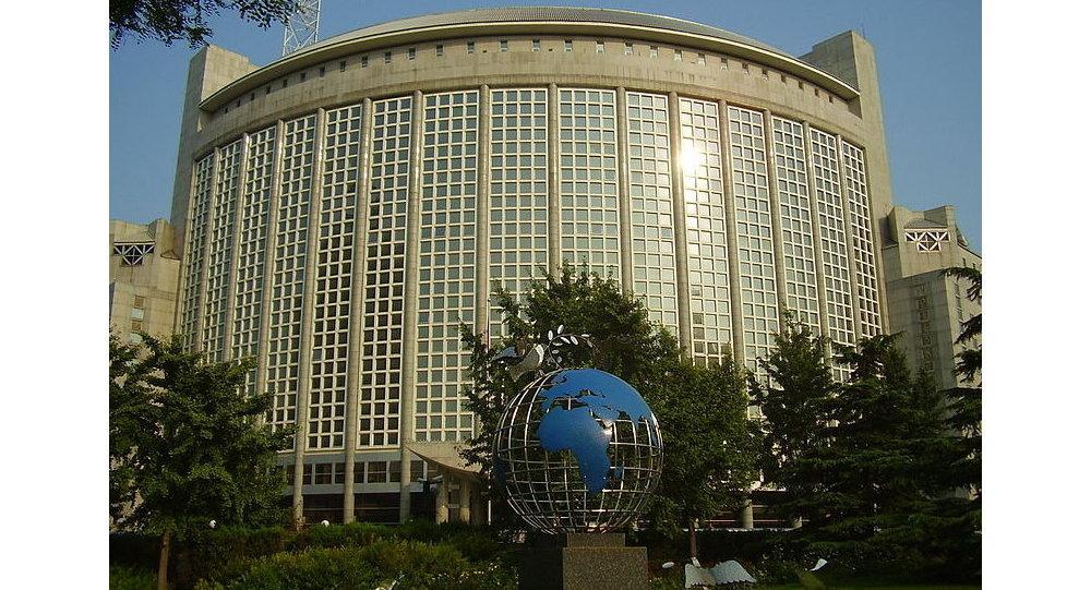 Ministerio de Exteriores de China