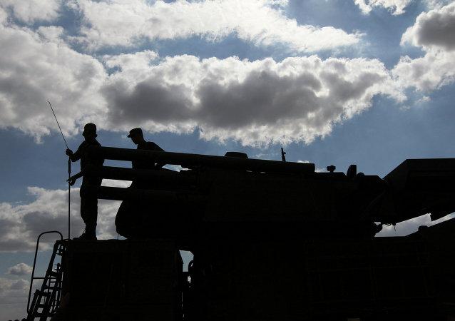 Sistemas antiaéreos Pantsir-S