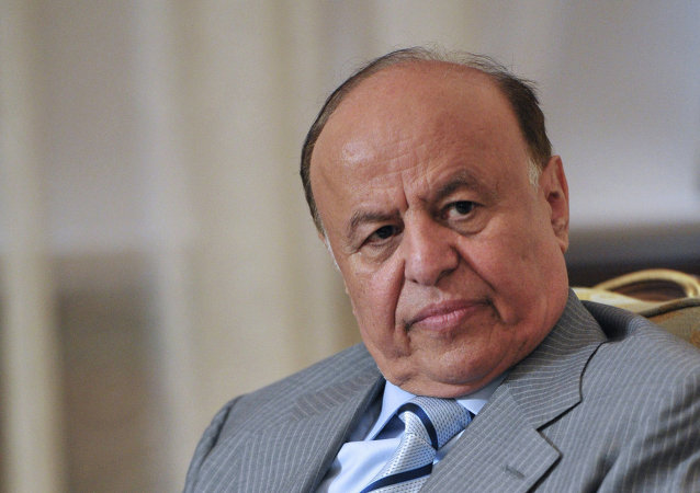 Abd Rabbuh Mansur al-Hadi, presidente de Yemen