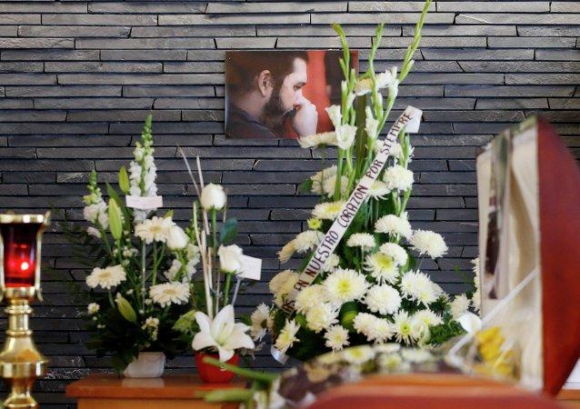 Canek Sánchez Guevara, nieto del guerrillero argentino Ernesto Che Guevara, murió a los 40 años en una operación del corazón