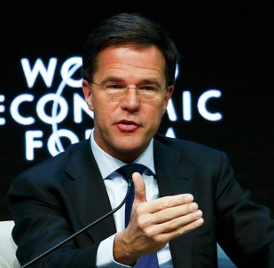 Mark Rutte, primer ministro de los Países Bajos