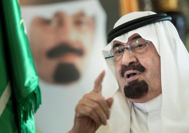 Rey Abdalá bin Abdelaziz al-Saud (Archivo)