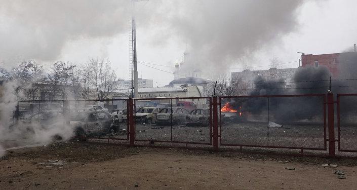 ¿Quiénes son los responsables de las 30 muertes en Mariúpol?