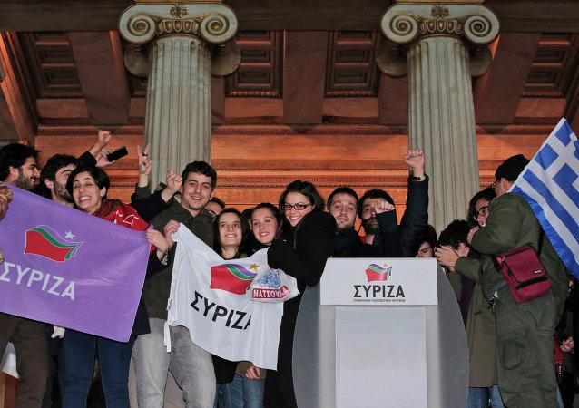 El posible socio de Syriza pone condiciones a su participación en la coalición