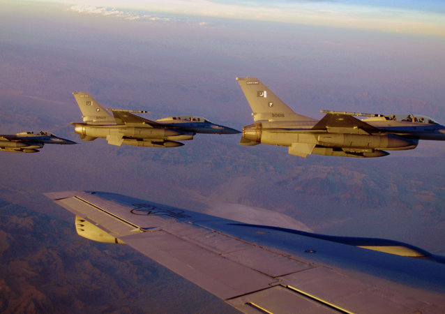 Aviación pakistaní