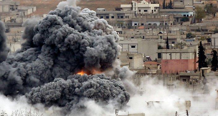 Situación en Kobani