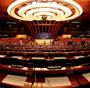 Asamblea Parlamentaria del Consejo de Europa (archivo)
