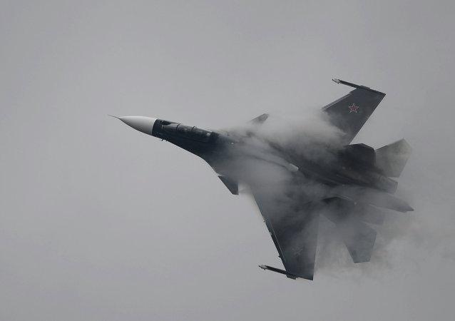 Avión de combate Su-30