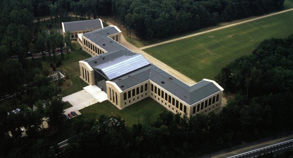 Oficina central de SWIFT en La Hulpe (Bélgica)