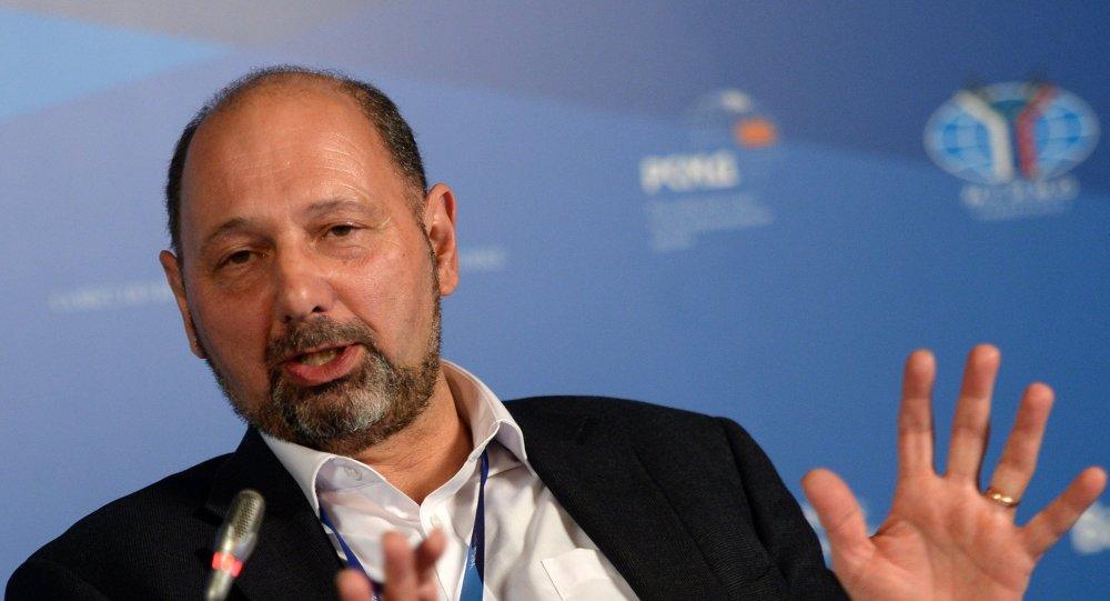 Experto en Política Rusa y Europea, Richard Sakwa