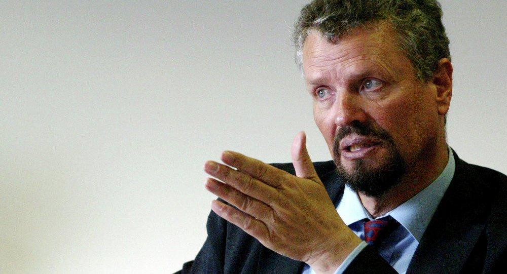 Gernot Erler, coordinador del Gobierno alemán para la cooperación germano-rusa