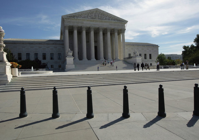 Tribunal Supremo de EEUU (archivo)
