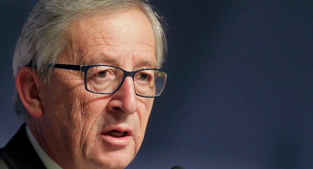 Jean-Claude Juncker, presidente de la Comisión Europea
