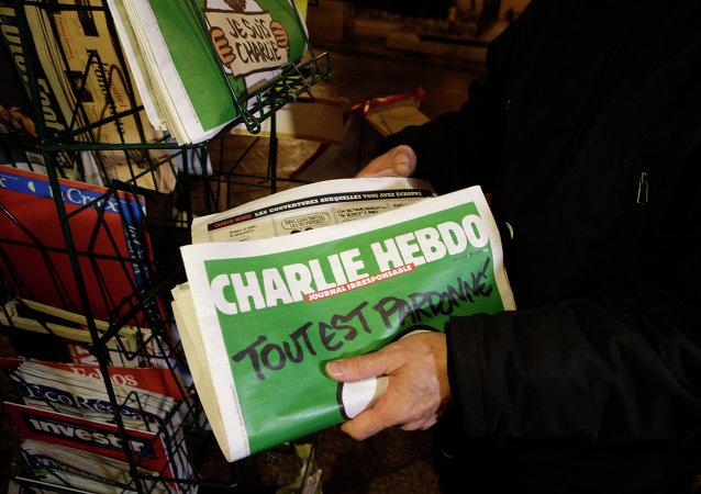 El autor de la caricatura al profeta Mahoma abandona Charlie Hebdo