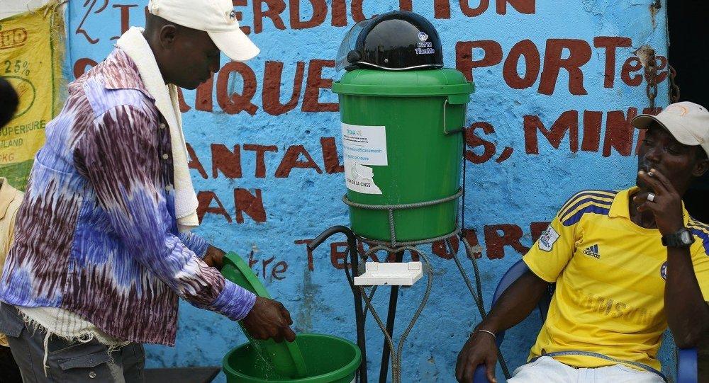 Situación en Guinea