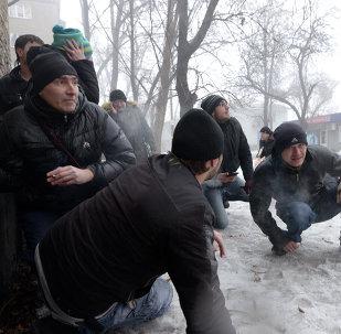 Continúan los bombardeos de Donetsk