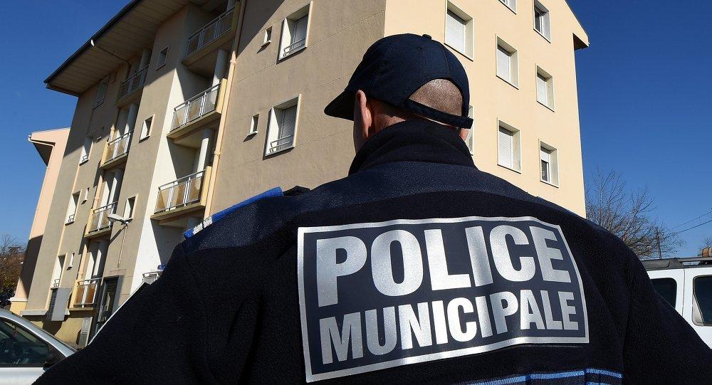 Policía francesa