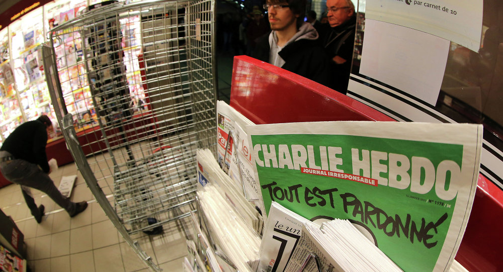 El semanario francés Charlie Hebdo