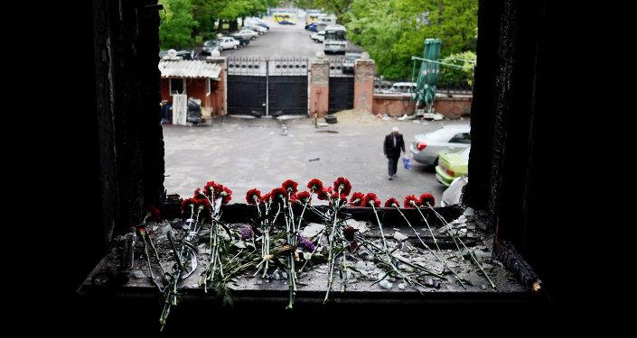 La masacre de Odesa se encuentra paralizada en la ONU, critica vicecanciller ruso