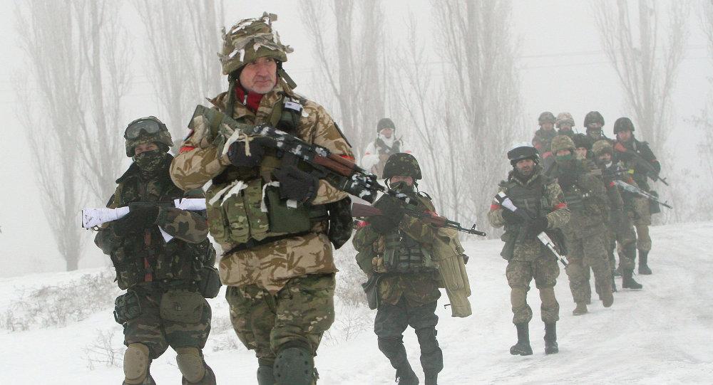 Polonia, el principal punto de trasbordo para los mercenarios que combaten en Donbás