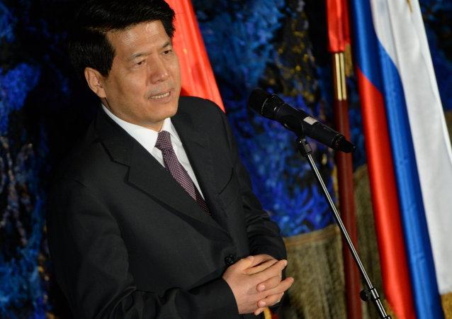 Li Hui, embajador de la República Popular China