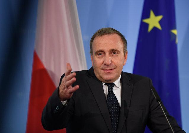 Grzegorz Schetyna, exministro de Exteriores de Polonia