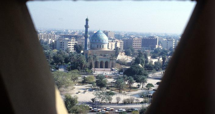 Bagdad, la ciudad más grande de Irak (imagen referencial)
