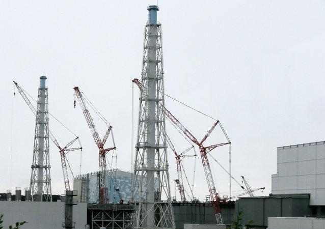 Construcción de almacenes nucleares en las inmediaciones de Fukushima