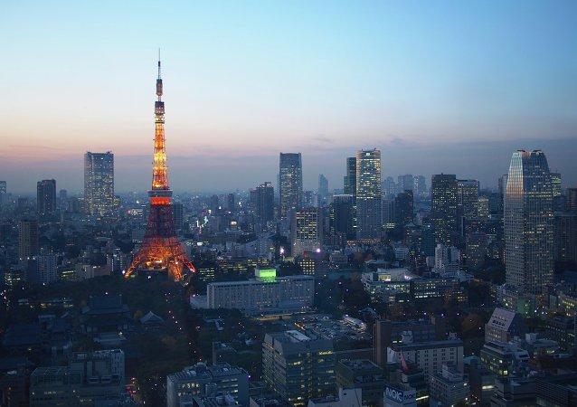 La ciudad de Tokio