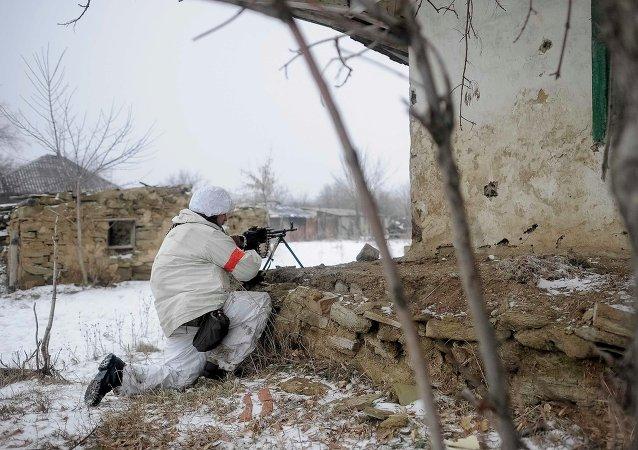 El ataque a Lugansk del 27 de enero se realizó con bombas de racimo, dice la OSCE