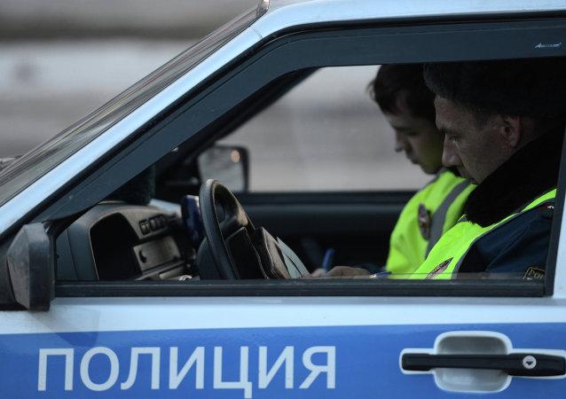 Diez muertos y 5 heridos en accidente de tráfico en la frontera ruso-ucraniana