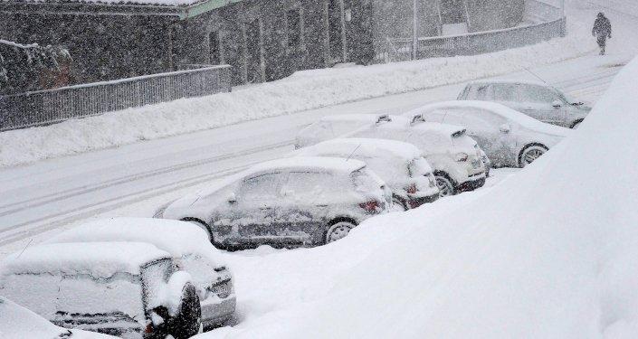 Llega a España la primera gran ola de frío en tres años